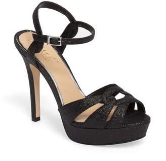 Badgley Mischka Alysa Platform Sandal (Women)