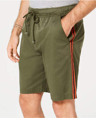 American Rag Men's Side Stripe Pull-on Shorts