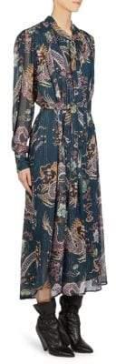 Isabel Marant Dalka Midi Dress