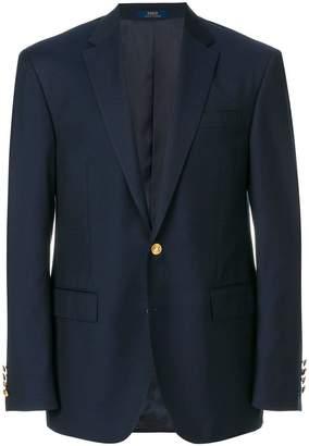 Ralph Lauren fitted formal blazer