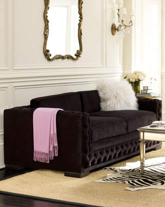 "Haute House Bently Tufted Sofa 90"""