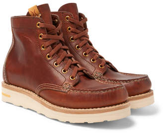 Visvim Blackstone Leather Boots