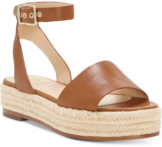 Vince Camuto Kathalia Flatform Espadrille Sandals Women's Shoes
