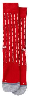 Stance Vintage Cardinals Dress Crew Socks