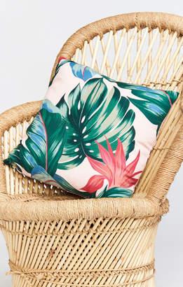 Show Me Your Mumu Throw Pillow Cover ~ Kauai Kisses
