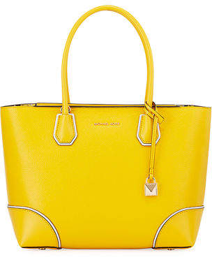 MICHAEL Michael Kors Mercer Gallery Medium Leather Tote Bag