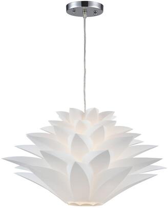 Elk Lighting 1-Light Inshes Mini Pendant