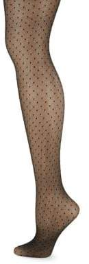 Zac Posen Dotted Tights