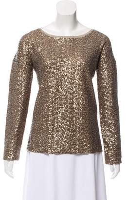 Zadig & Voltaire Embellished Wool-Blend Sweater