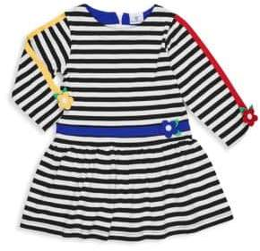 Florence Eiseman Little Girl's& Girl's Striped T-Shirt Dress