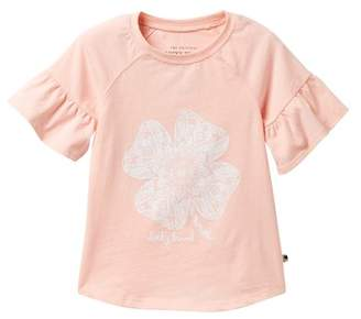 Lucky Brand Belinda Graphic Tee (Little Girls)