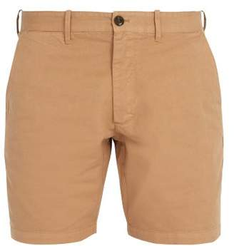Saturdays NYC Tommy Cotton Chino Shorts - Mens - Brown
