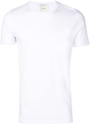 Leqarant short-sleeve fitted T-shirt