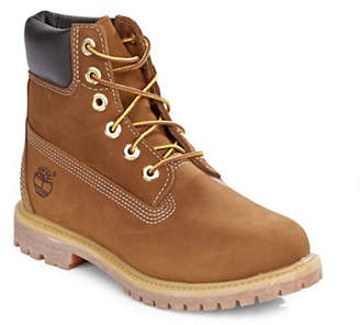Timberland Premium Leather Ankle Boots