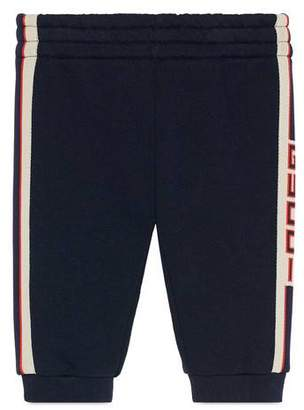 Gucci Baby jogging pant with stripe