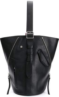 Alexander McQueen Biker Hobo bag