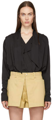 Isabel Marant Black Ugi Blouse