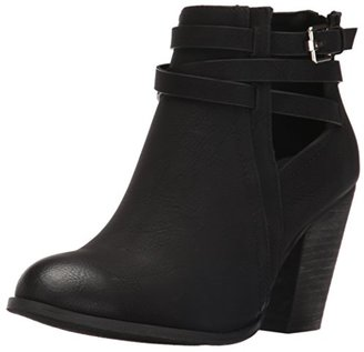 Call It Spring Women's Magliaro Ankle Bootie $21.23 thestylecure.com