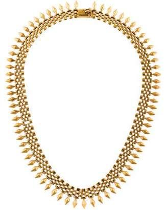 18K Tribal Necklace