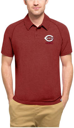 '47 Men's Cincinnati Reds Blend Polo