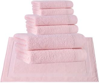 Enchante Set Of 8 Signature Towel Set