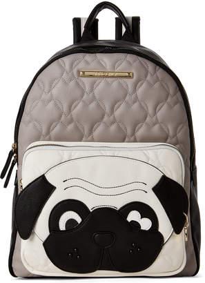 Betsey Johnson Dog Backpack
