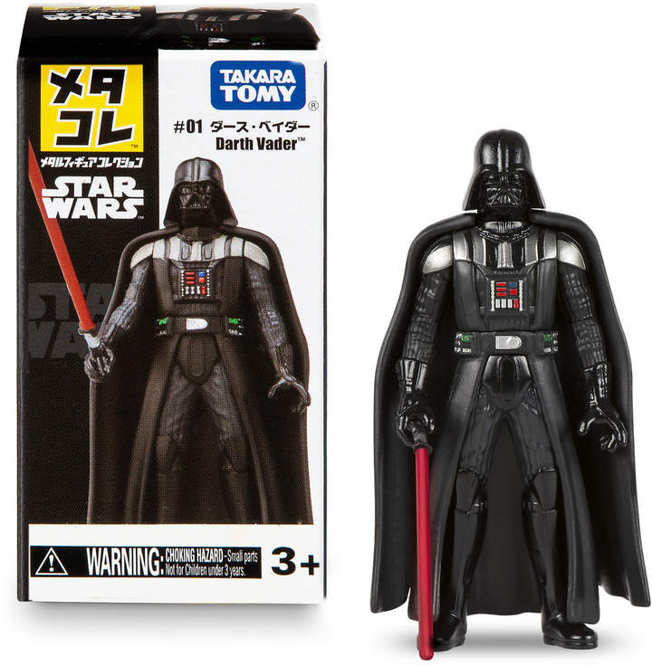 Darth Vader Mini Metal Action Figure by Takara Tomy