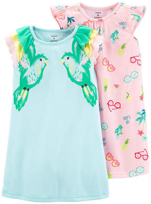 ea8f65b35 Carter s Girls  Nightgowns - ShopStyle