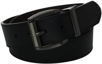Levi's Men's Laminate Reversible Leather Belt