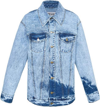 The Gang Stone Washed Denim Jacket