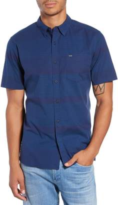 Hurley Zion Striped Woven Shirt