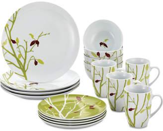 Rachael Ray Seasons Changing 16-Pc. Dinnerware Set, Service for 4