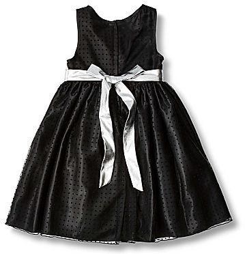 JCPenney Princess Faith Dotted Swiss Dress - Girls 4-16