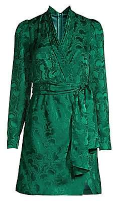 Saloni Women's Bibi Silk Dress - Size 0