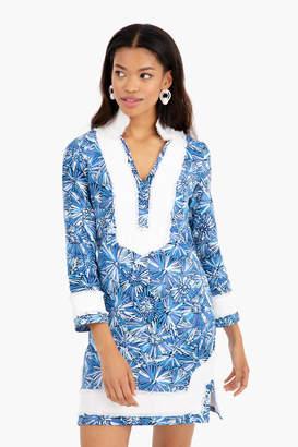 Americana Sail to Sable Sunburst Tunic Dress