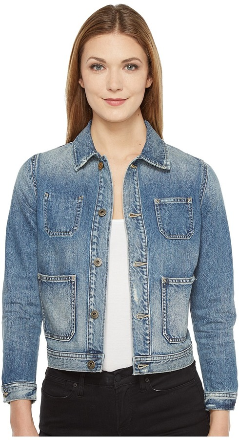 AG Jeans AG Adriano Goldschmied - Andy Jacket Women's Coat