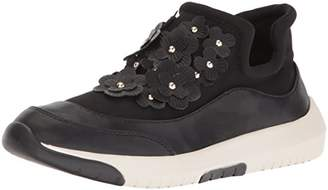Nine West Women's Novak Snake Fashion Sneaker