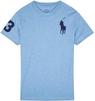 Polo Ralph Lauren Large Logo Embroidered T-Shirt