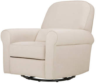 ... DaVinci Ruby Reclining Swivel Glider