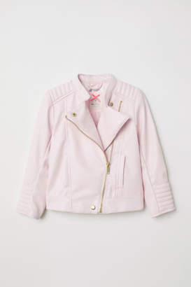 H&M Biker Jacket - Pink