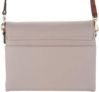 Dooney & Bourke Pebble Leather Crossbody Handbag - Hunter