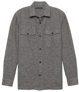 Banana Republic BR x Kevin Love | Japanese Cotton Blend Shirt Jacket