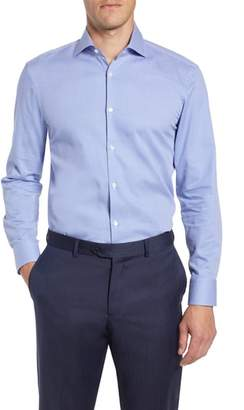 BOSS 'Miles' Sharp Fit Check Dress Shirt
