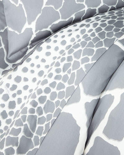 Jerapha Queen Flat Sheet