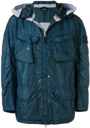 Stone Island Shadow Project Spider Watro field jacket
