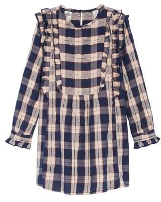 Scotch R'Belle SCOTCH RBELLE Ruffle Plaid Dress