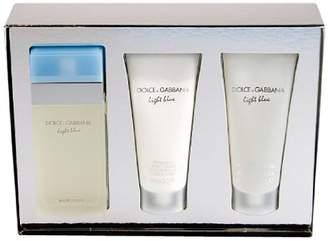 Dolce & Gabbana Light Blue by Dolce Gabbana 3 Piece Gift Set