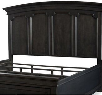 Darby Home Co Earley Panel Headboard Darby Home Co