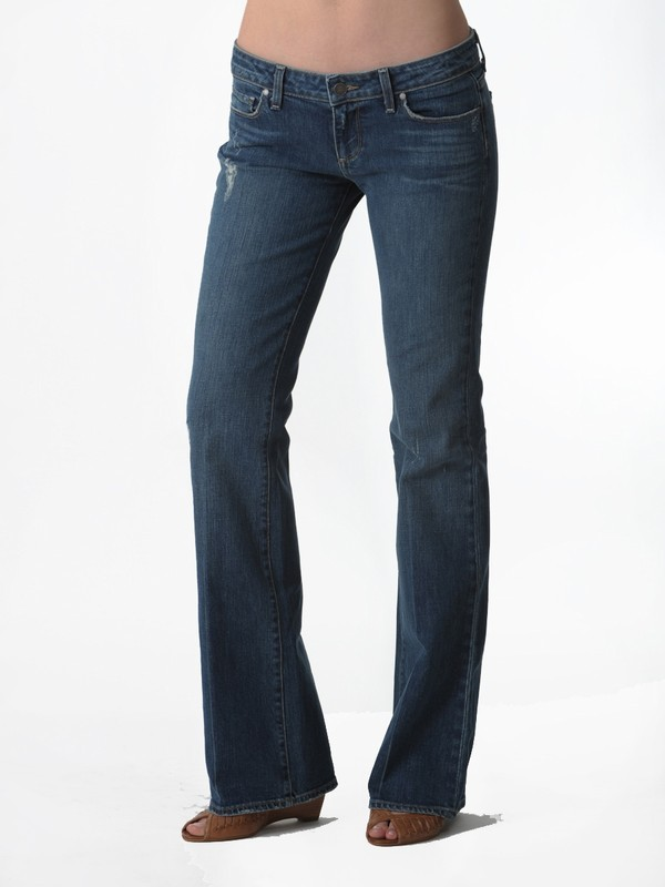 Paige Denim Laurel Canyon Boot Cut