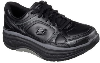 Skechers Women's Relaxed Fit Cheriton Slip Resistant Work Shoes